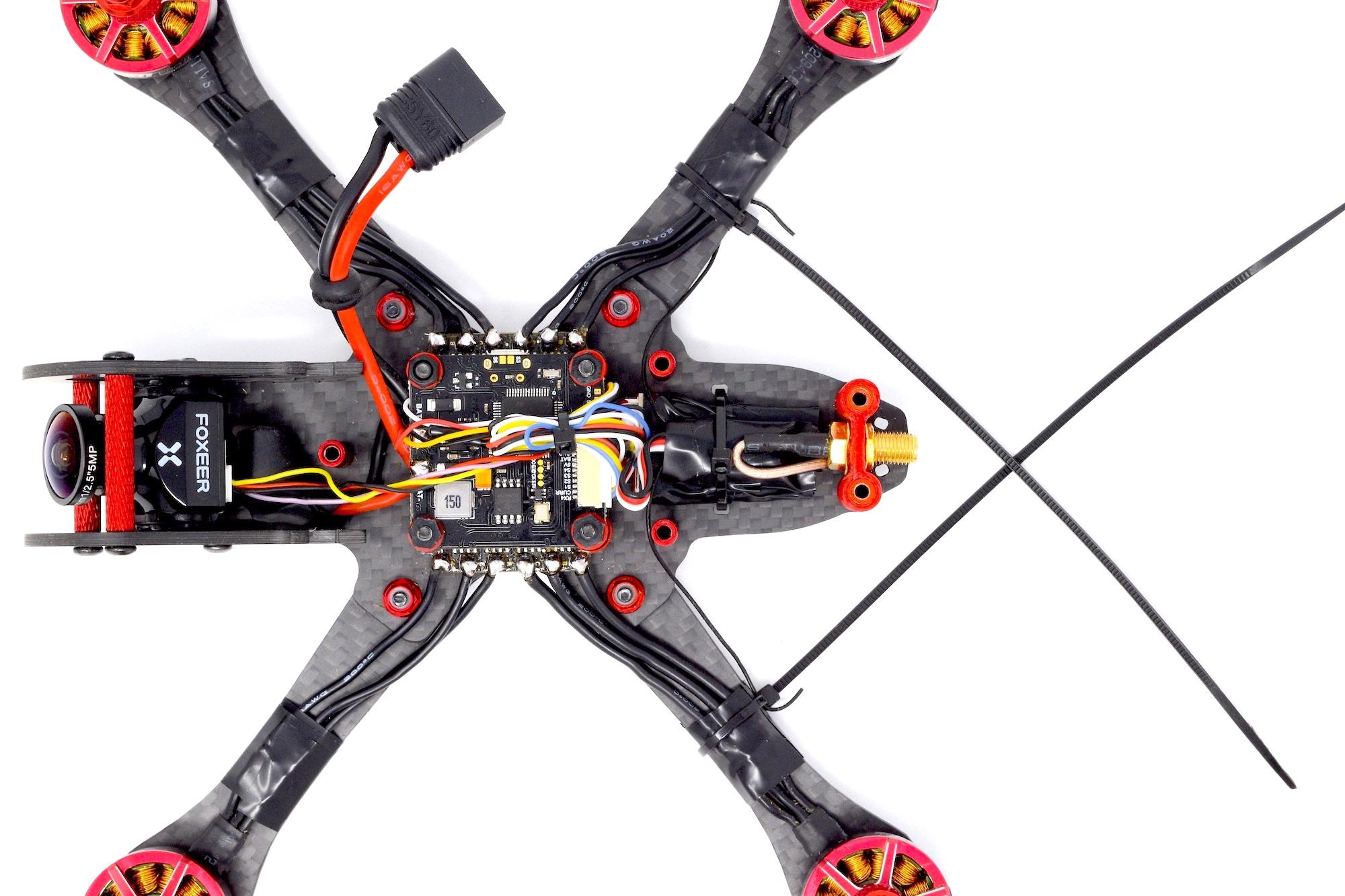 Flipmode antenna start